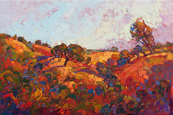 Colors of Wine by Erin Hanson
