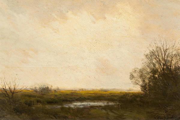 Marsh Lands by Julian Onderdonk