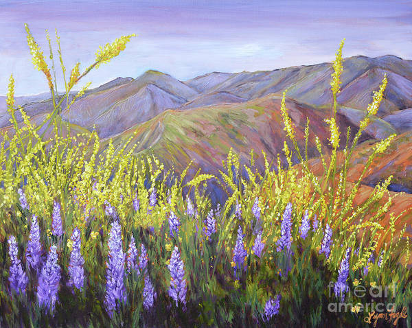 Joy of Springtime by Lynn Fogel