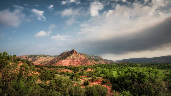 Palo Duro Canyon by James Barber