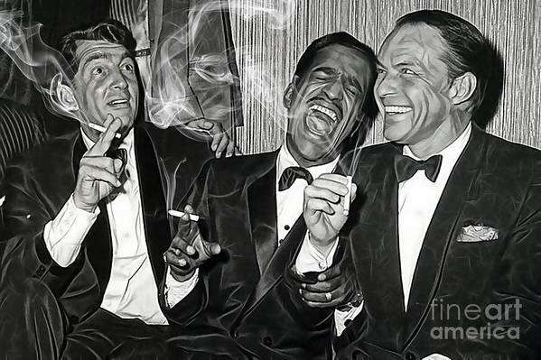 The Rat Pack Collection by Marvin Blaine
