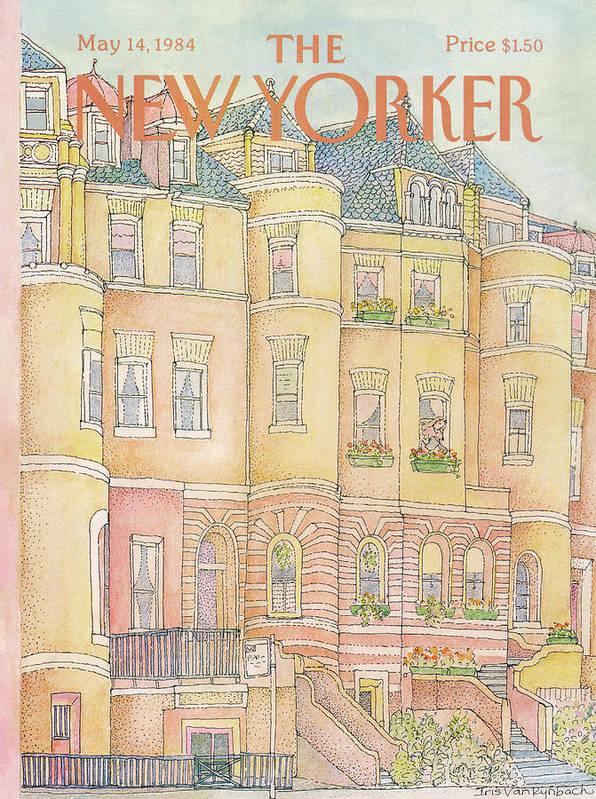 New Yorker May 14th, 1984 by Iris VanRynbach