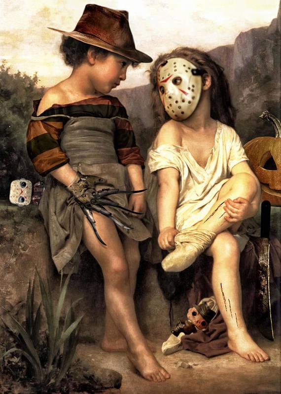 Childhoon Friends by Silvio Bertonati