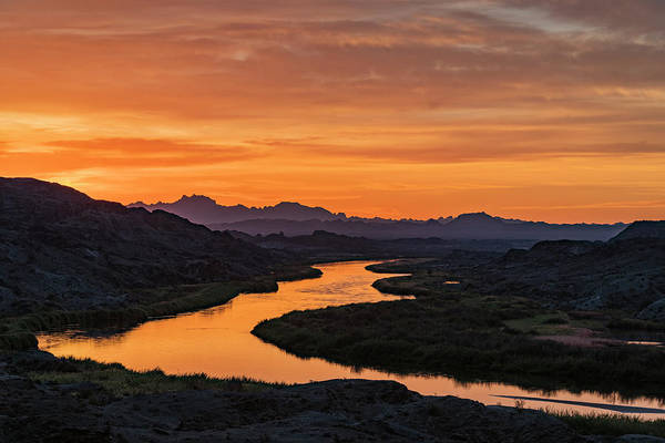 Lower Colorado River Sunrise by Dale Balmer