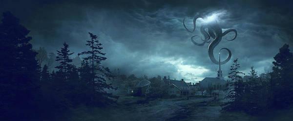 New England by Guillem H Pongiluppi