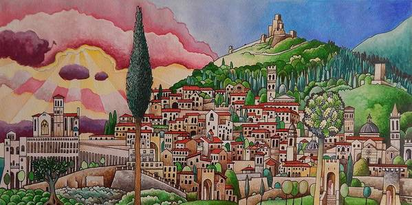 Assisi by Neal Winfield