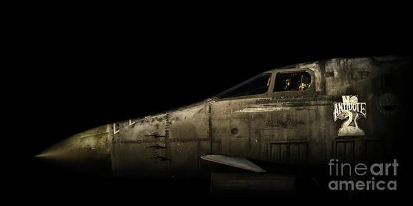 B-1 No Antidote by Airpower Art