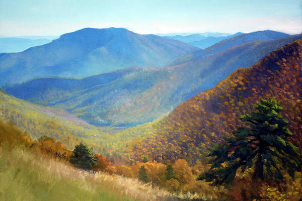 Timber Hollow Overlook by Armand Cabrera