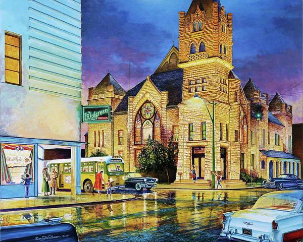 Castle of Imagination by Randy Welborn