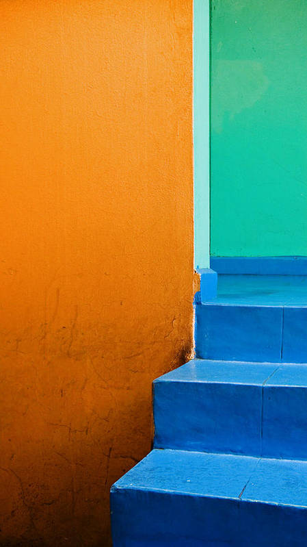 Oaxaca Art Print featuring the photograph Creamsicle by Skip Hunt
