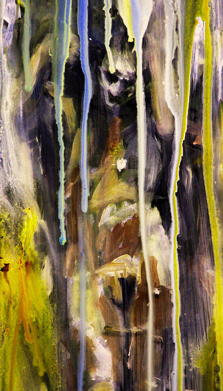 Mixed Media Art Print featuring the photograph Emergence by Jim Vance