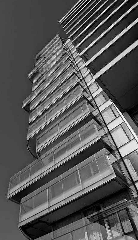 Skyscraper Art Print featuring the photograph Skyscraper by Joao Carrasco