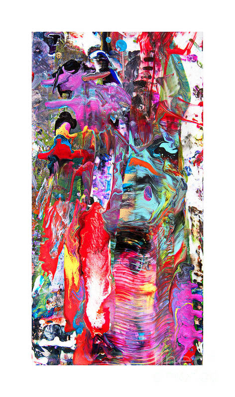 The Edge Catcher w brdr by Expressionistart studio Priscilla Batzell