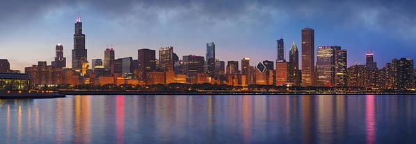 Chicago's Beauty by Donald Schwartz