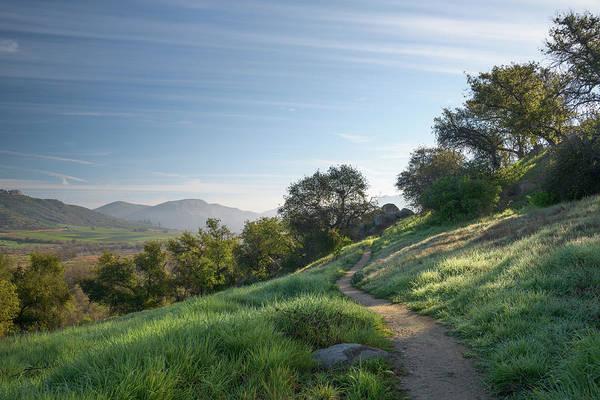 Morning on Highland Valley Trail, Rancho Bernardo by Alexander Kunz