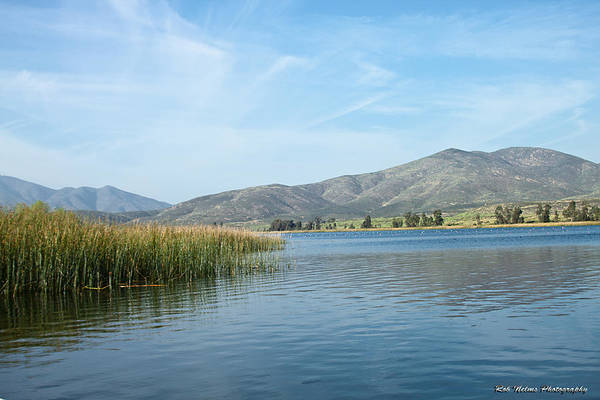Otay Lakes Landscape by Rob Nelms