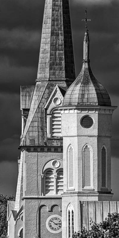 Fredericksburg Art Print featuring the photograph Towers by Christopher Rok