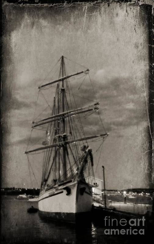 Halifax Harbour Images Art Print featuring the photograph Halifax Harbour by John Malone