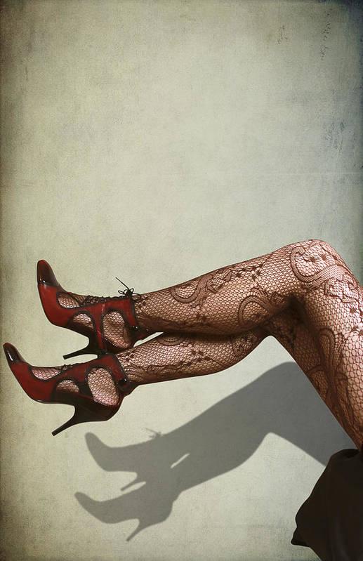 Beautiful Art Print featuring the photograph Legs by Svetlana Sewell