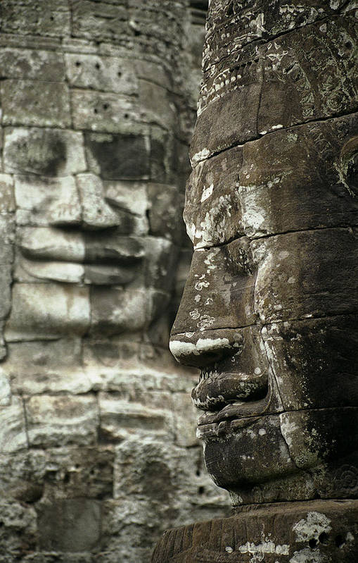 Bayon Art Print featuring the photograph Bayonii by Patrick Klauss
