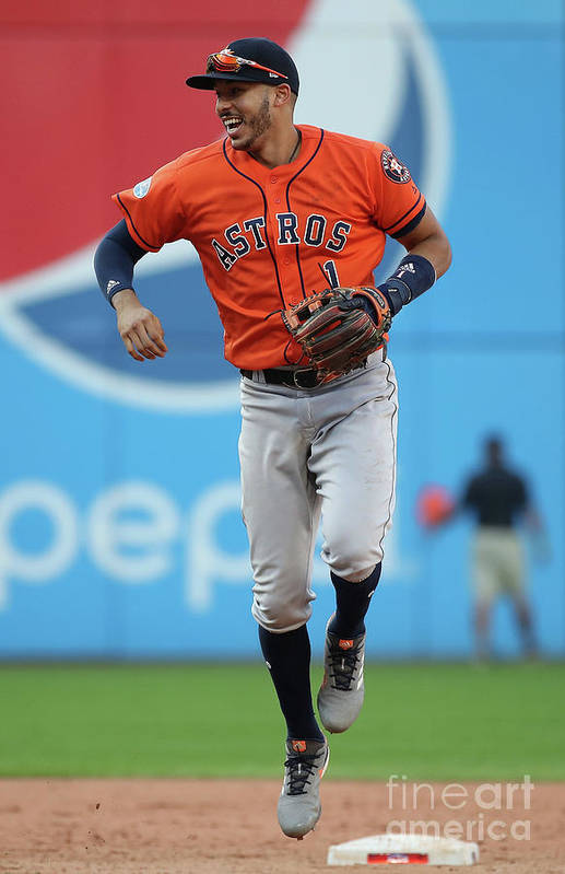 People Art Print featuring the photograph Carlos Correa by Gregory Shamus