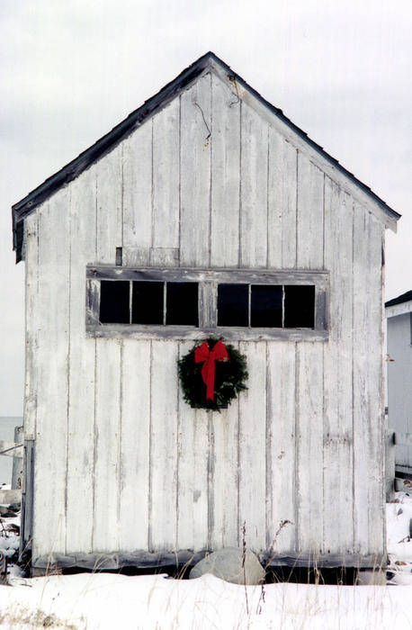 Christmas Art Print featuring the photograph Holiday Spirit by Christina Solstad