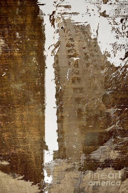 Architecture Art Print featuring the photograph Liquidity by Dean Harte