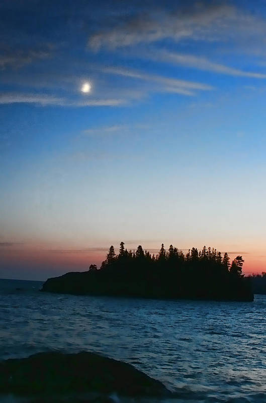 Lake Superior Art Print featuring the photograph Lake Superior by Laurie Prentice