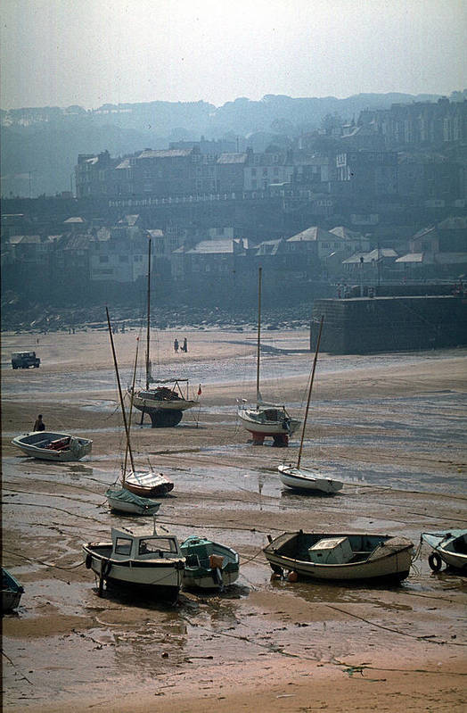Great Britain Art Print featuring the photograph Harbor IIi by Flavia Westerwelle