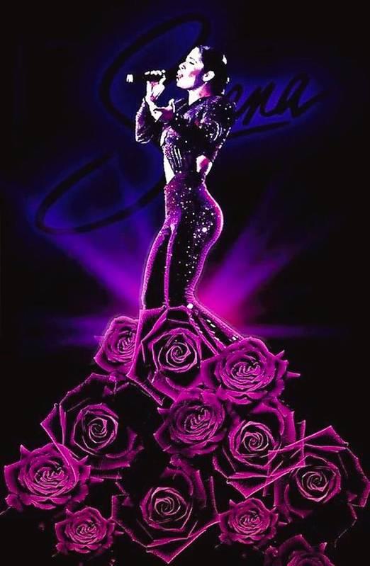 Selena Quintanilla Art Pixels