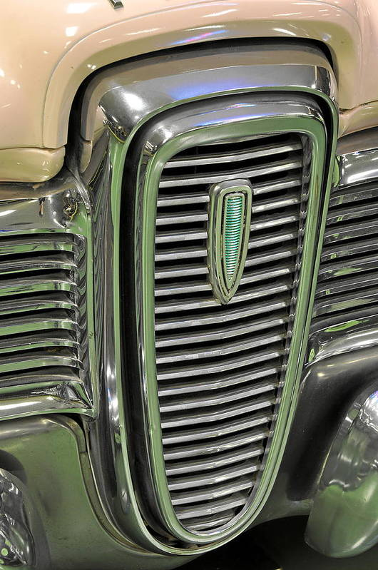 Classic Art Print featuring the photograph 1959 Edsel Ranger by Keith Gondron