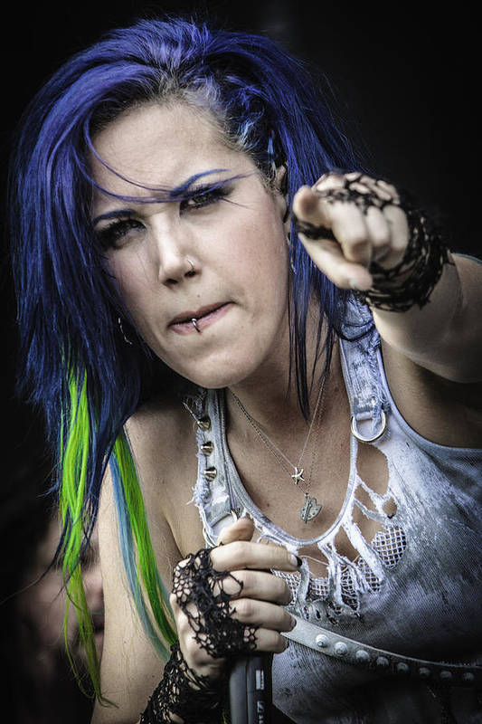 alissa white-gluz iphone