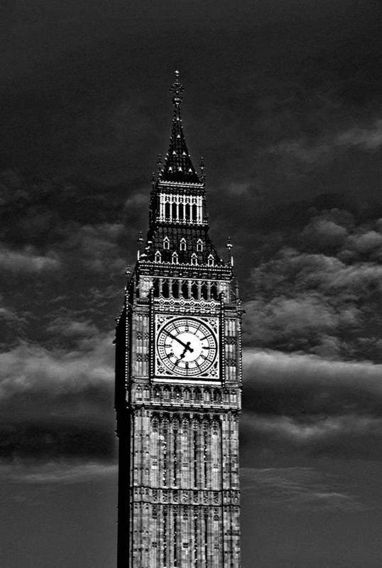 London Art Print featuring the photograph Big Ben by M Bleichner