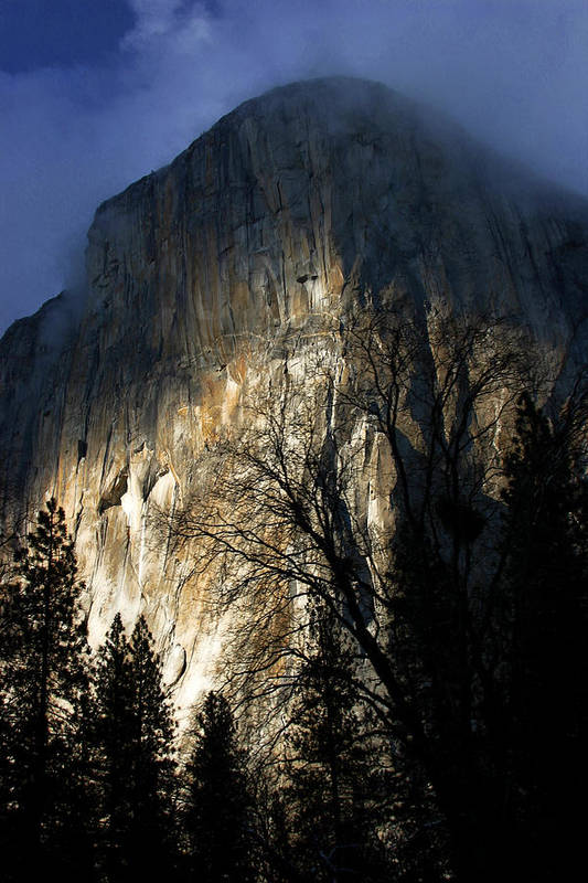 America Art Print featuring the photograph El Capitan by Kyle Simpson