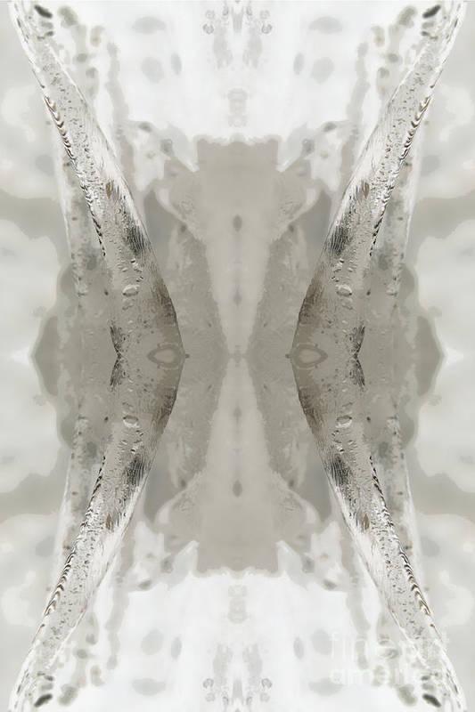 Elohim. Art Print featuring the digital art Elohim Series Image 2 by Joel Loftus