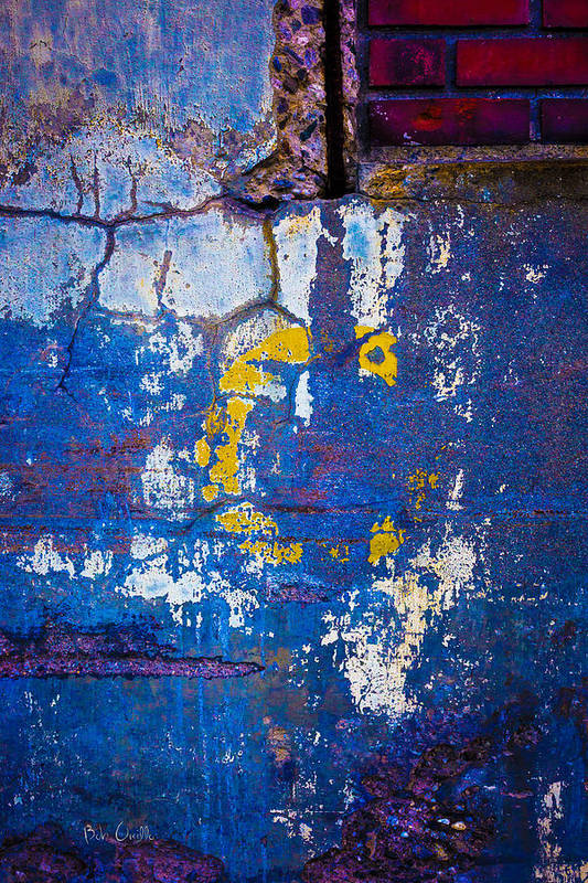 Foundation Art Print featuring the photograph Foundation Number Twelve by Bob Orsillo