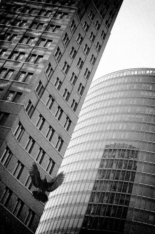 Architecture Print featuring the photograph Freedom by Ilker Goksen