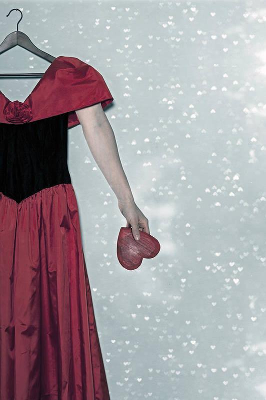 Dress Art Print featuring the photograph Headless Love by Joana Kruse