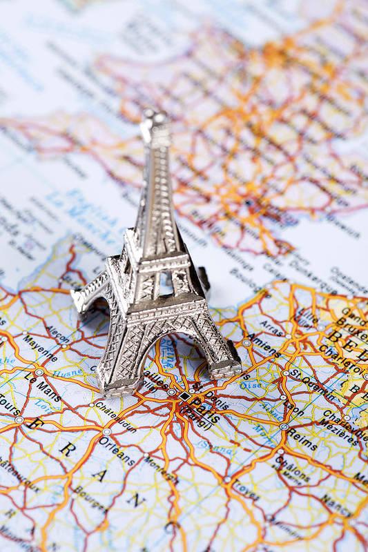 Map Of France Eiffel Tower.Top 10 Punto Medio Noticias Paris France Map Eiffel Tower