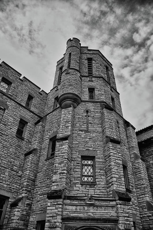 Appleton Art Print featuring the photograph Museum At The Castle 8301 by Guy Whiteley