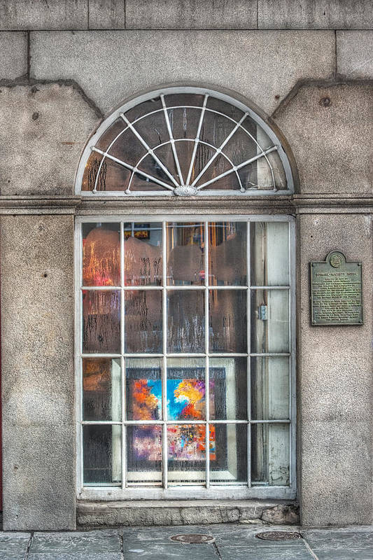 French Quarter Art Print featuring the photograph Original Art For Sale by Brenda Bryant