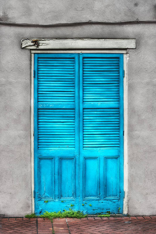 Door Art Print featuring the photograph Welcome by Brenda Bryant