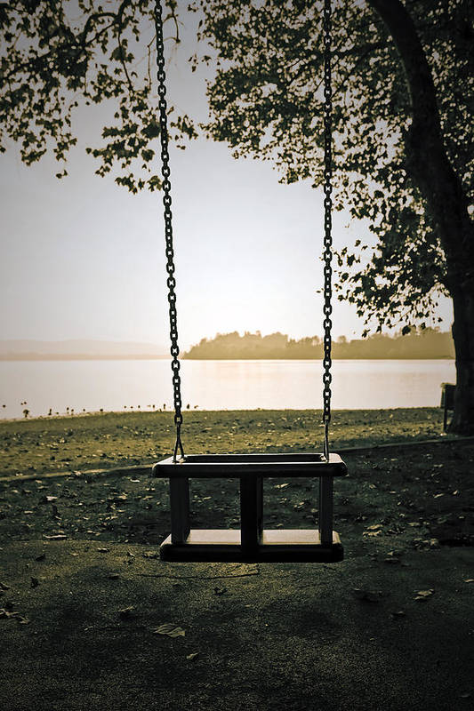 Swing Art Print featuring the photograph Swing by Joana Kruse