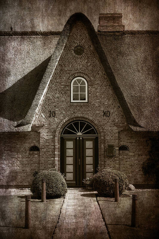 House Art Print featuring the photograph Thatch by Joana Kruse