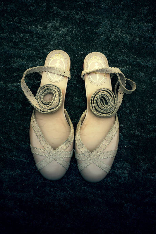 Shoe Art Print featuring the photograph Shoes by Joana Kruse