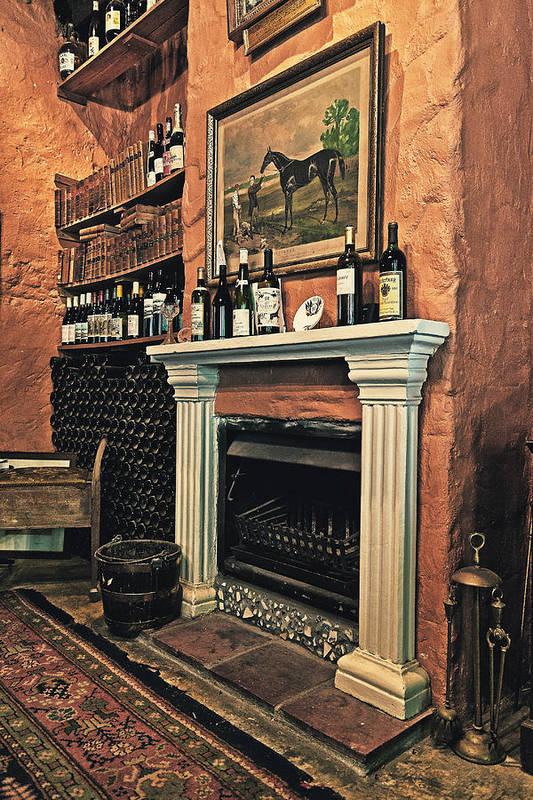 Africa Art Print featuring the photograph Fireplace by Benjamin Matthijs