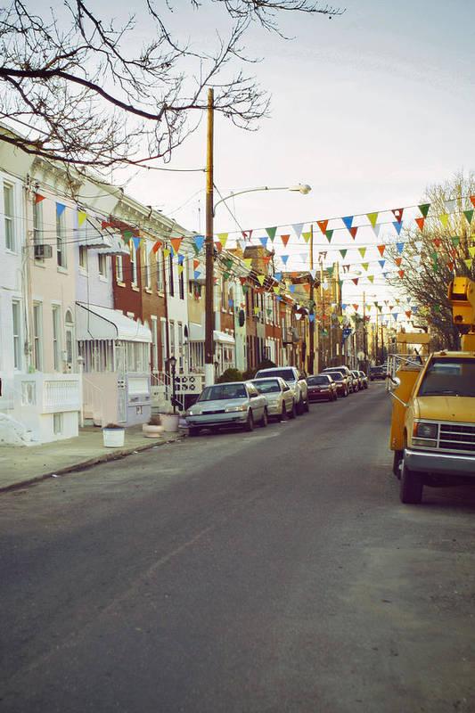 Vertical Art Print featuring the photograph Kensington by Photo courtesy of jenellerittenhouse.com