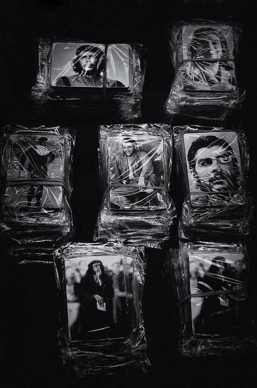 Cuba Art Print featuring the photograph Mementos From A Cuban Revolution by Mauricio Jimenez