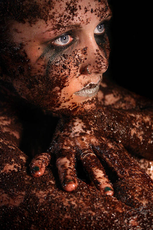 Mud Art Print featuring the photograph A New Year by Geerah Baden-Karamally