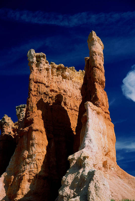 Bryce Canyan Art Print featuring the photograph Bryce Canyon 8 by Art Ferrier